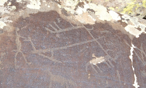 the direct dating of rock art